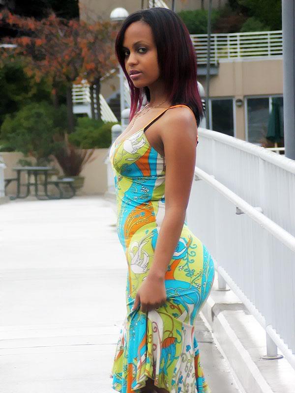 Ethiopian hot babes